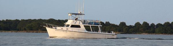 Chesapeake Boats 46 USCG Certified Charter