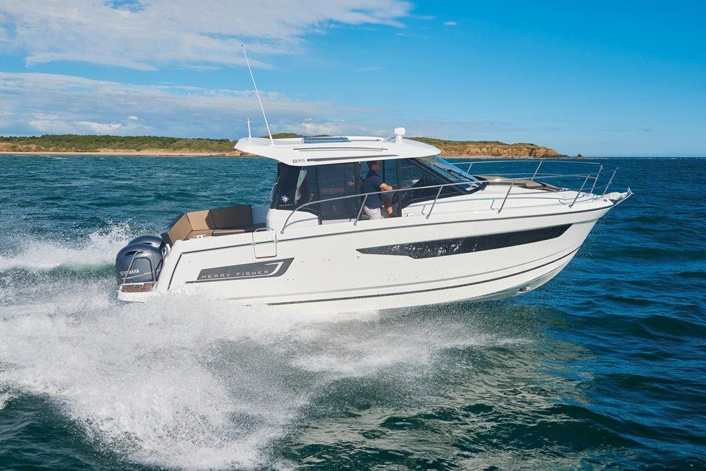 Jeanneau Merry Fisher 895 Offshore - in stock now