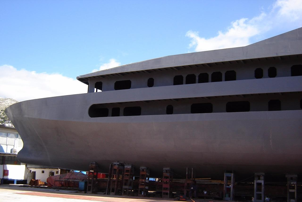 Perama, Greece Cruiser Yacht