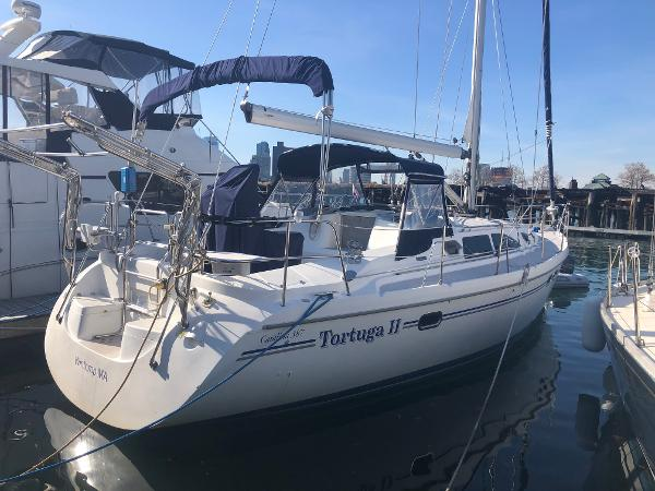 Catalina 387 Brokerage Purchase