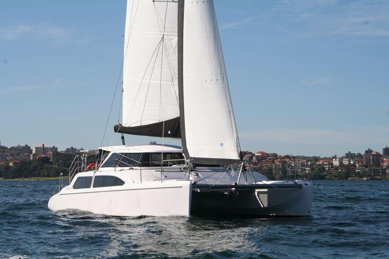 Seawind 1000 XL2 - Sister Ship