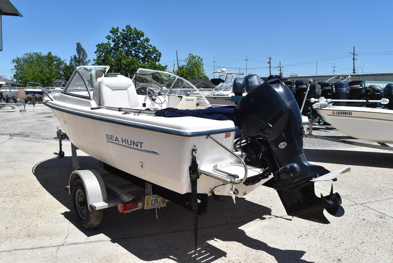 1998 Sea Hunt boat for sale, model of the boat is 172 ESCAPE & Image # 10 of 20