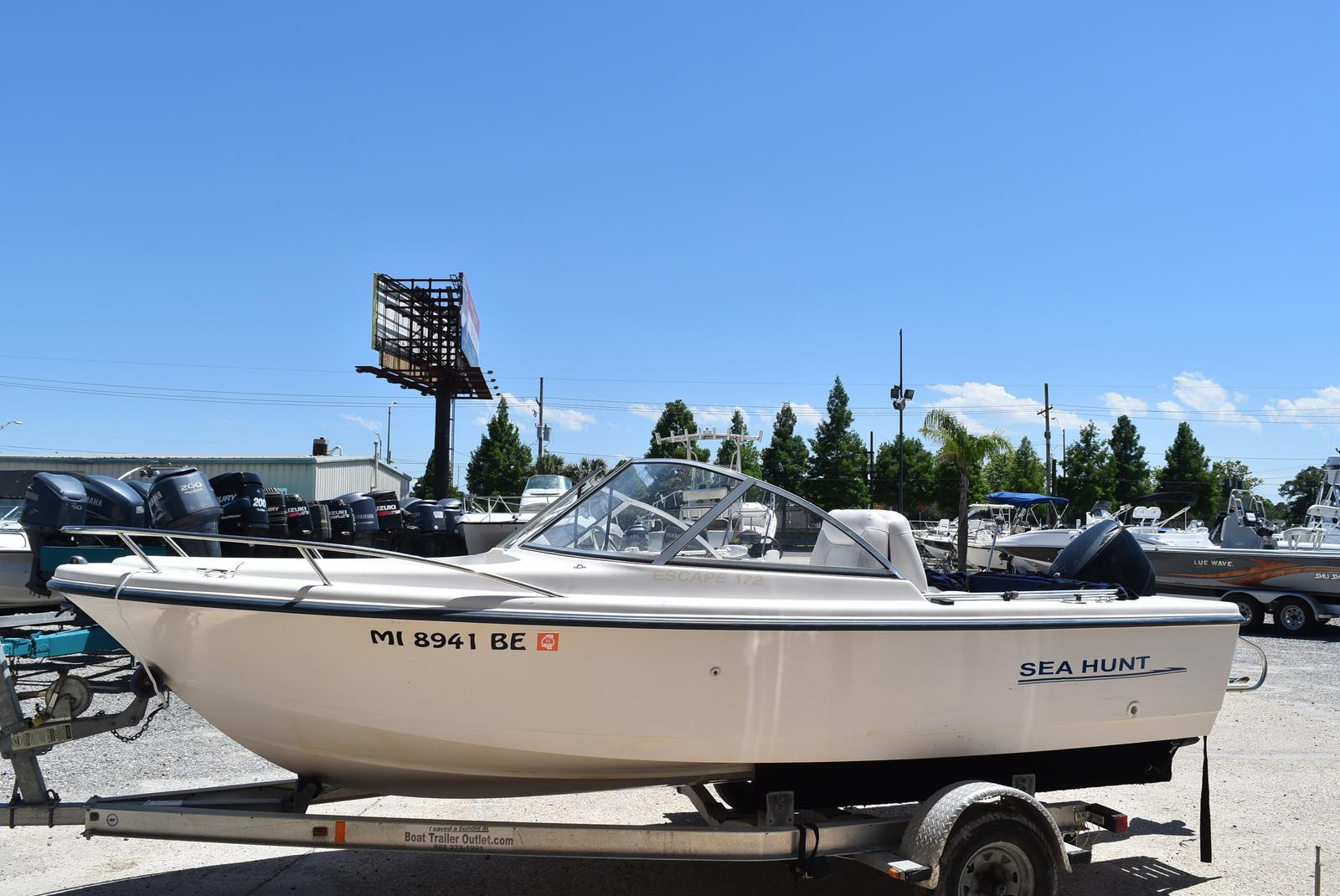 1998 Sea Hunt boat for sale, model of the boat is 172 ESCAPE & Image # 13 of 20