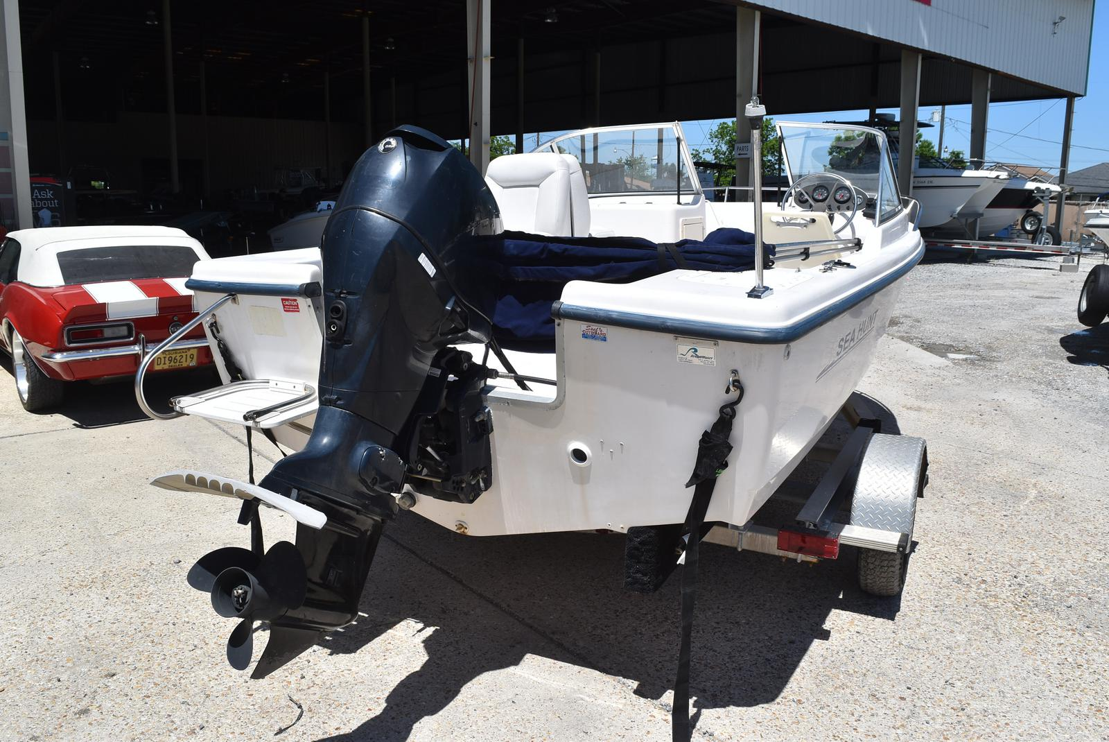 1998 Sea Hunt boat for sale, model of the boat is 172 ESCAPE & Image # 14 of 20