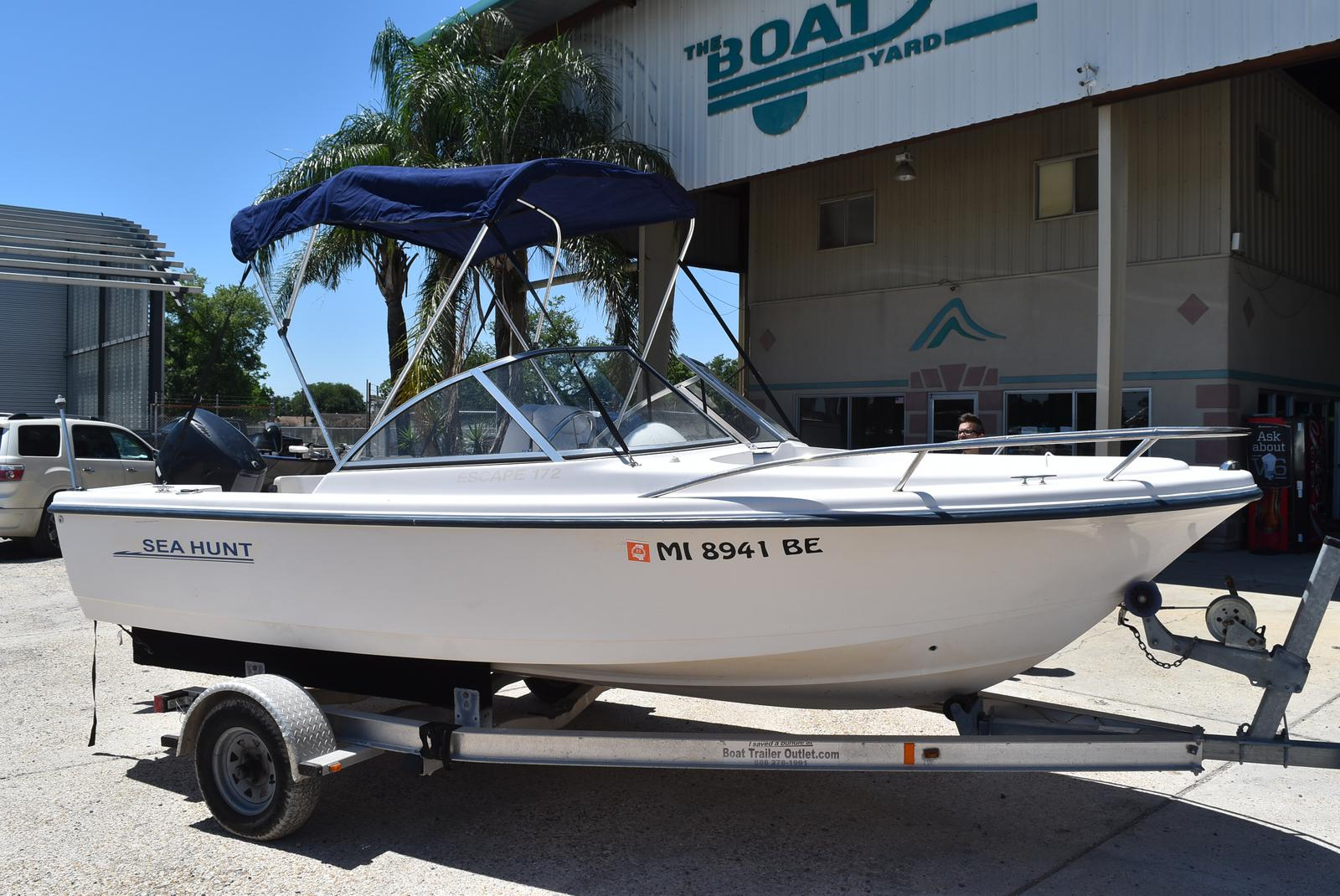 1998 Sea Hunt boat for sale, model of the boat is 172 ESCAPE & Image # 15 of 20
