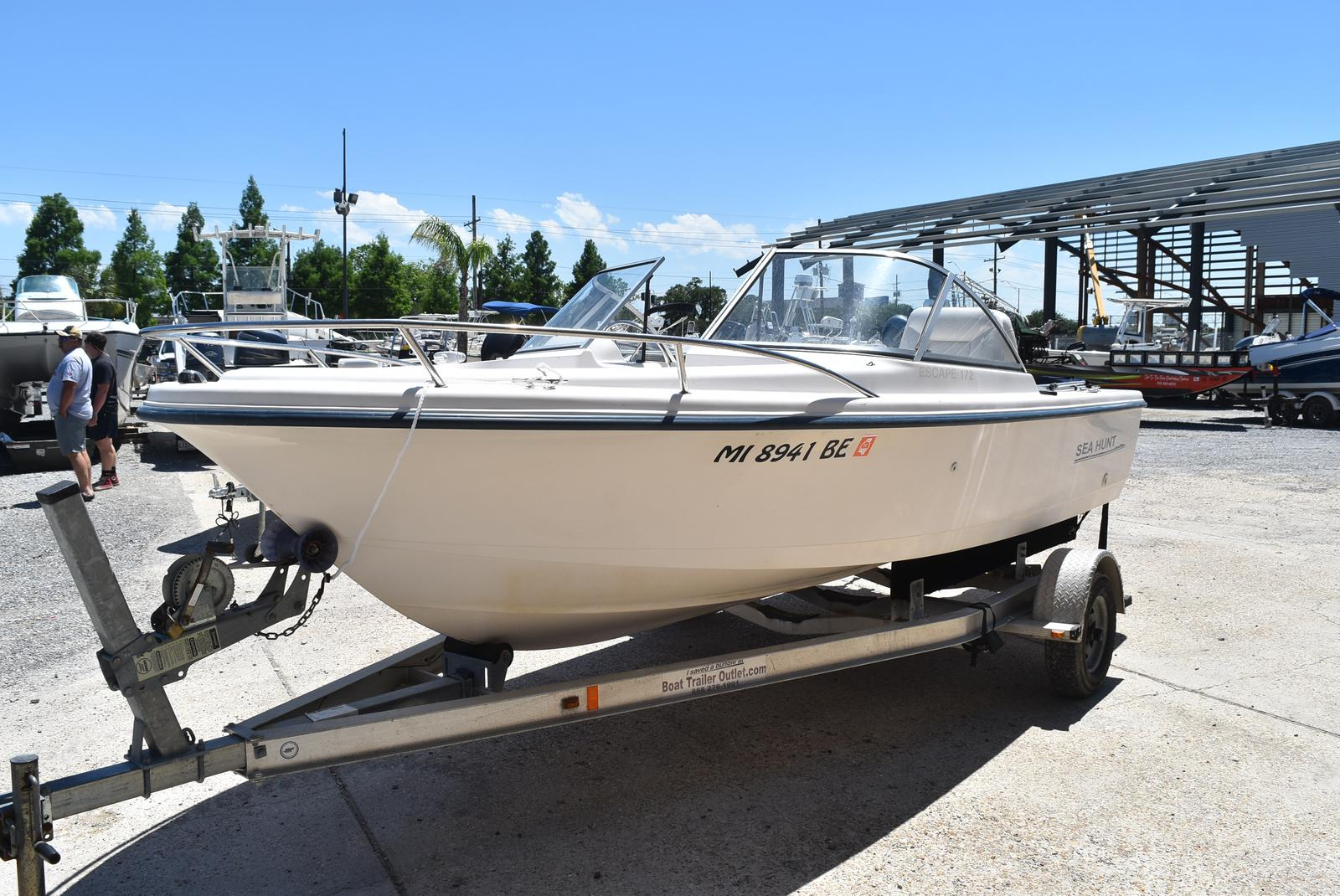 1998 Sea Hunt boat for sale, model of the boat is 172 ESCAPE & Image # 2 of 20