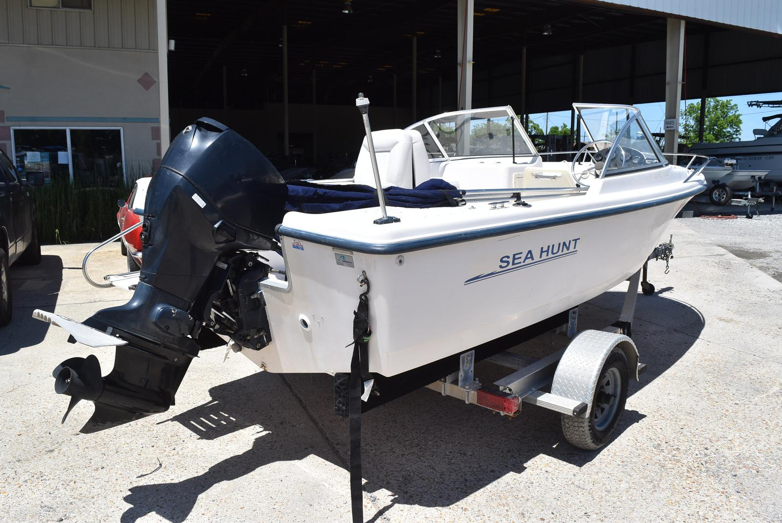1998 Sea Hunt boat for sale, model of the boat is 172 ESCAPE & Image # 5 of 20