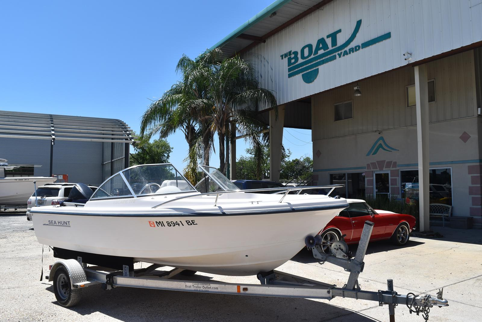 1998 Sea Hunt boat for sale, model of the boat is 172 ESCAPE & Image # 7 of 20