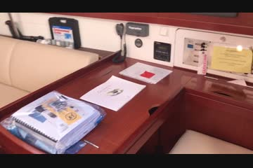 Beneteau Oceanis 50 video