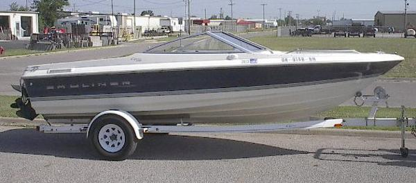 1997 BAYLINER 2050 CAPRI for sale