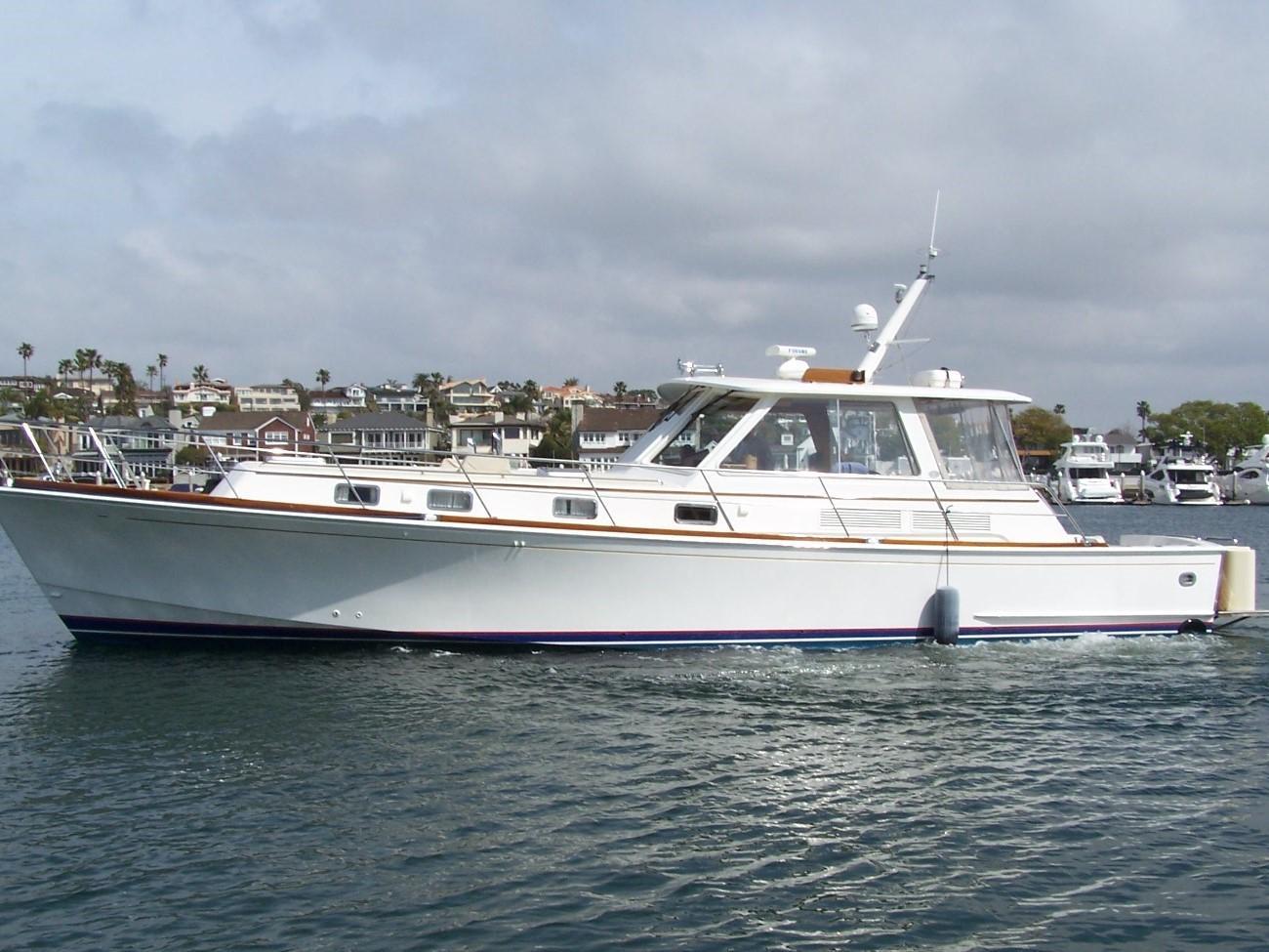 East Bay 49 HX - 50 North