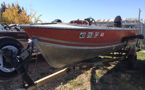 1981 Lund boat for sale, model of the boat is Undefined & Image # 2 of 9
