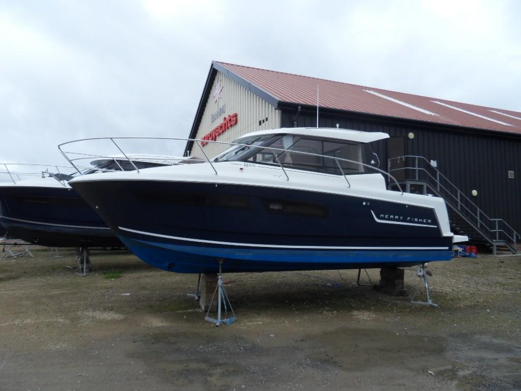 Jeanneau Merry Fisher 855 Legende