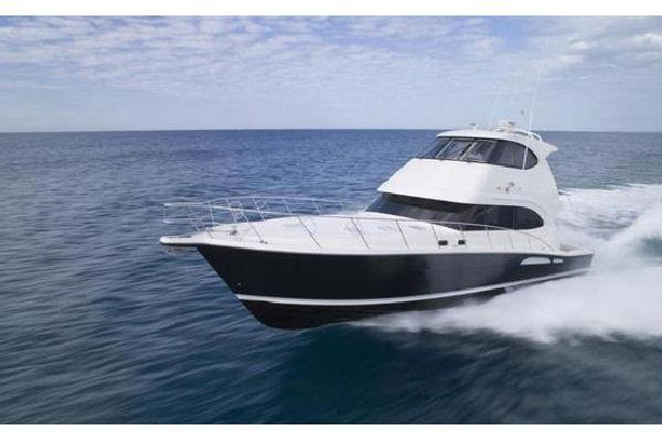 Riviera 63 Enclosed Flybridge Convertible Boats. Listing Number: M-3842640