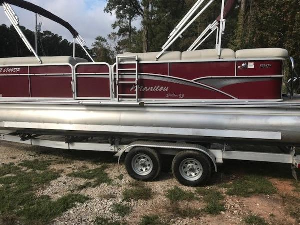 2015 MANITOU 25 SHP OASIS for sale
