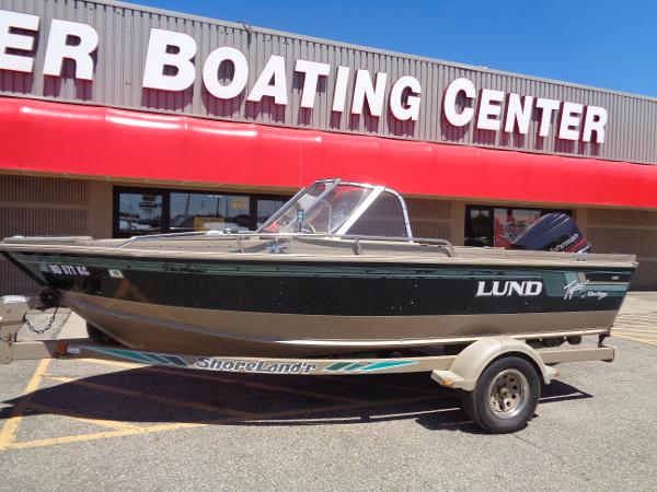 1995 LUND 1750 TYEE GRAN SPORT for sale