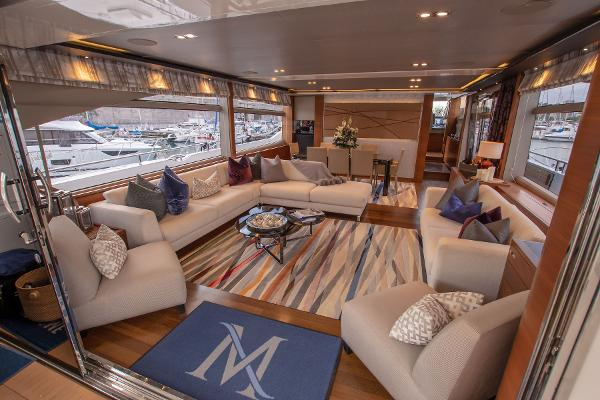 Princess Motor Yacht Sales - Used Princess 88 Motor Yacht