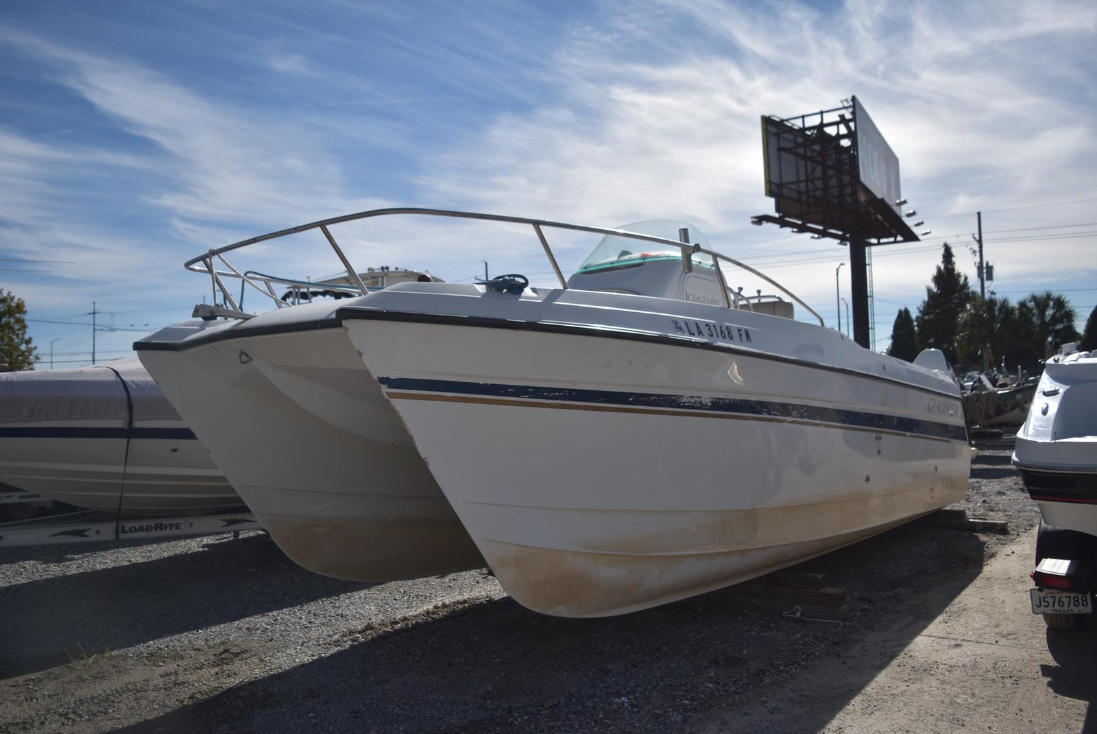2006 GLACIER BAY 260 for sale