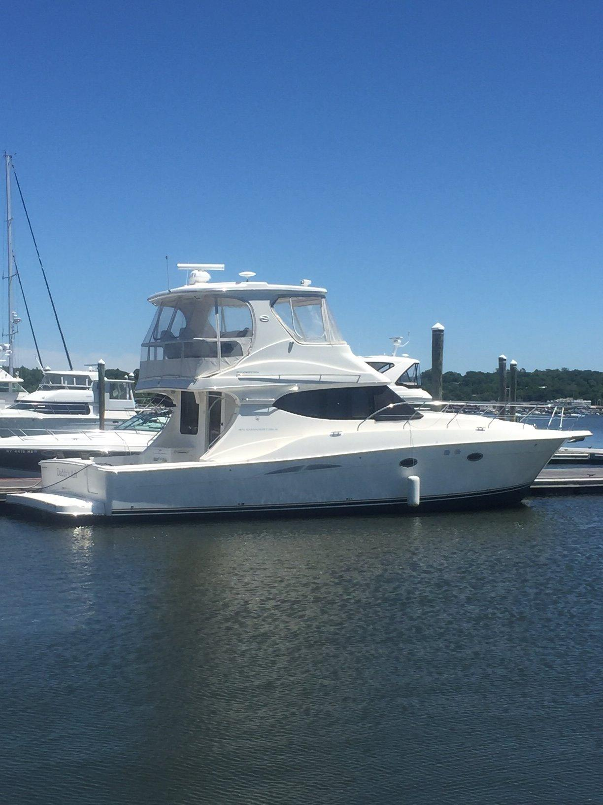 45 Silverton 2006 Daddy 39 S Ark For Sale In Kings Point New York Us Denison Yacht Sales
