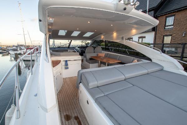 Princess Motor Yacht Sales - Used Princess V56
