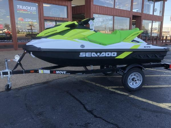 2019 Sea Doo PWC boat for sale, model of the boat is GTI™ 90 & Image # 9 of 19