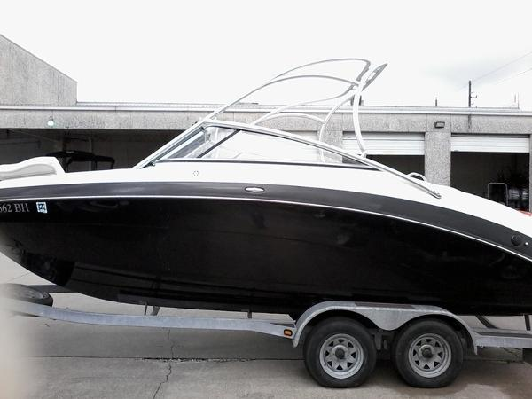 2011 Yamaha boat for sale, model of the boat is AR240 HO & Image # 8 of 17