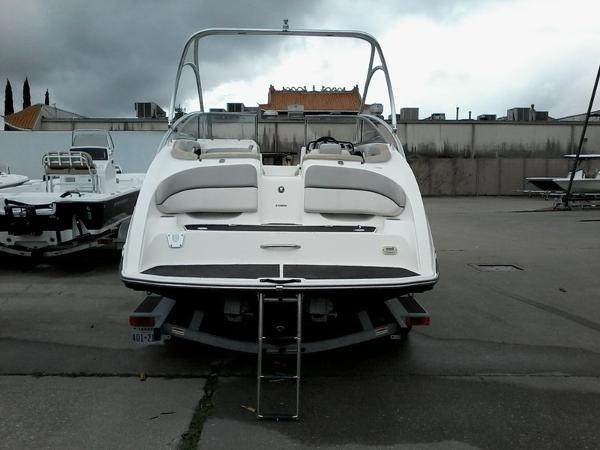2011 Yamaha boat for sale, model of the boat is AR240 HO & Image # 9 of 17