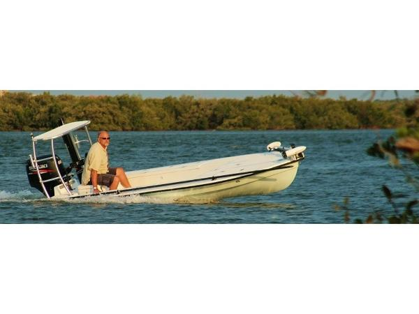 2018 Bossman boat for sale, model of the boat is Tortuga & Image # 1 of 4
