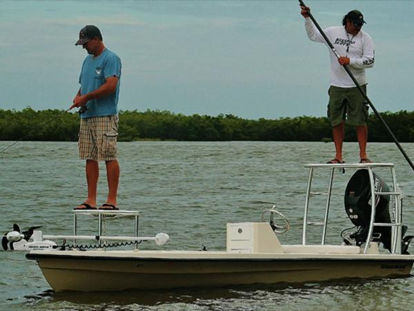 2018 Bossman boat for sale, model of the boat is Tortuga & Image # 3 of 4