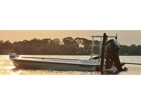 2018 Bossman boat for sale, model of the boat is Tortuga & Image # 4 of 4