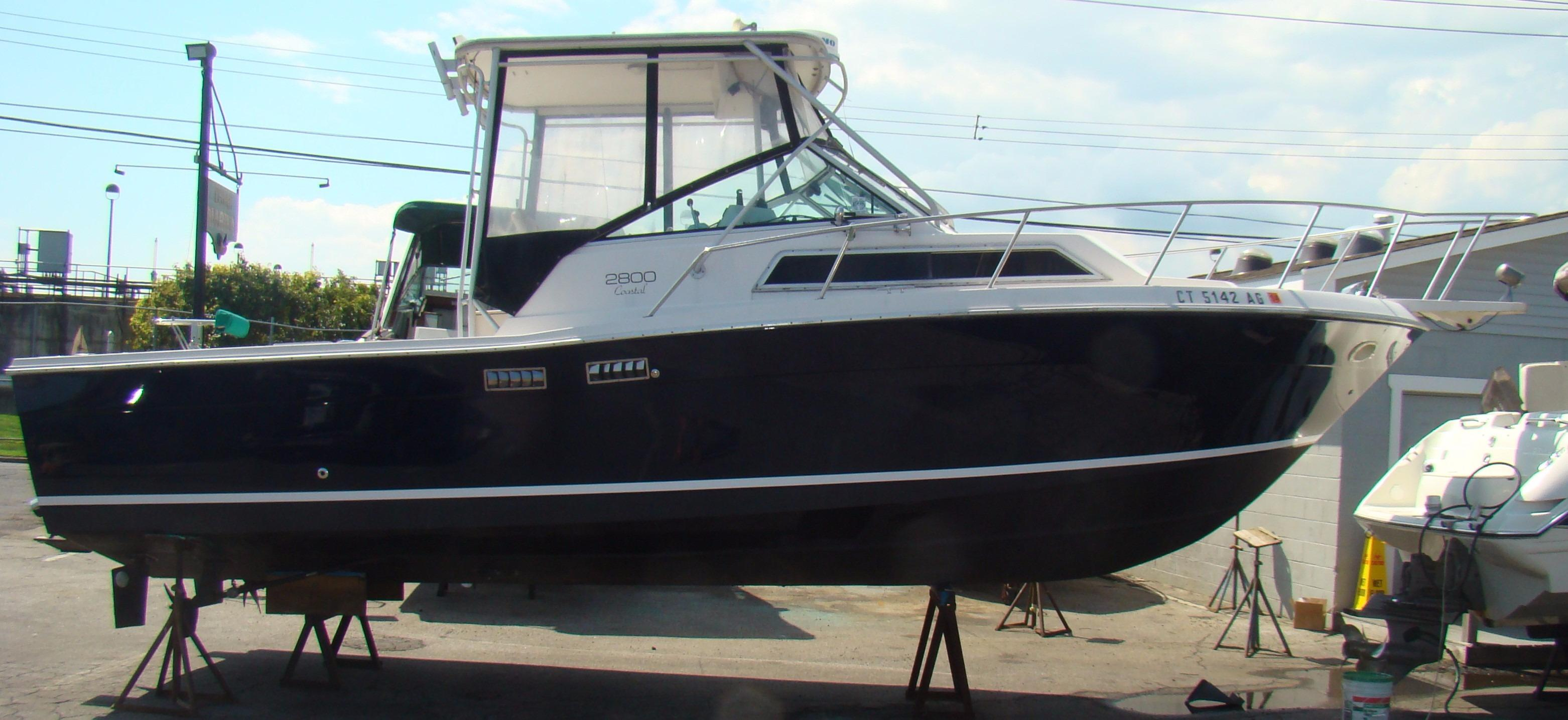 1987 Wellcraft 2800 COASTAL