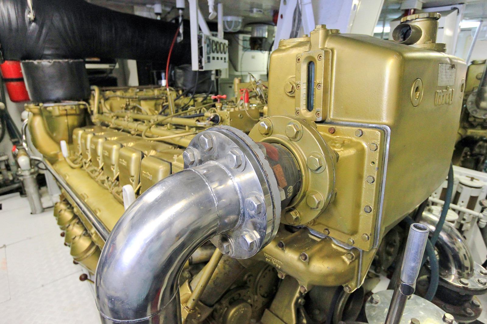Lower Steering Station
