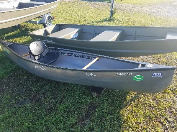 For Sale: 2011 Old Town Guide 119 11.9ft<br/>Nobles  Marine