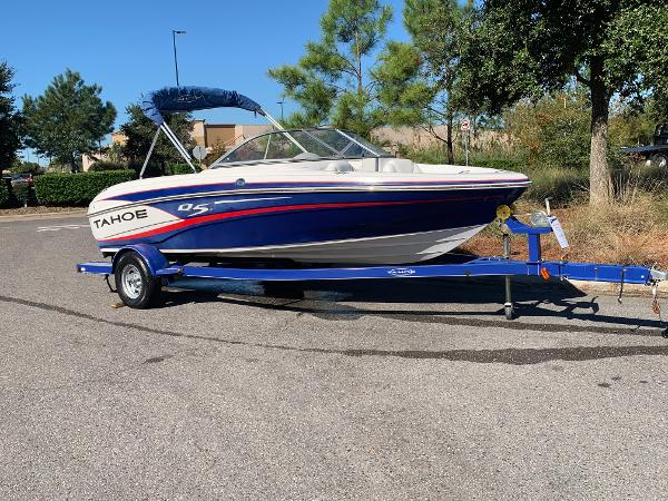 2013 Tahoe boat for sale, model of the boat is Q5SF & Image # 1 of 4