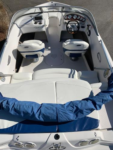 2013 Tahoe boat for sale, model of the boat is Q5SF & Image # 3 of 4