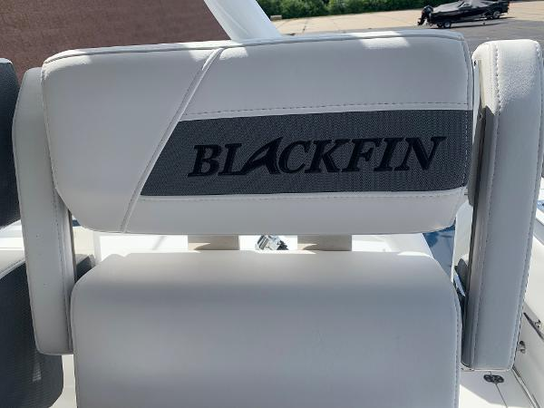 2021 Blackfin boat for sale, model of the boat is 272CC & Image # 28 of 56