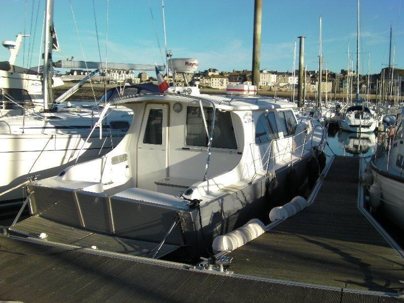 Armor Boat Range Boat 39 Cruiser Boat For Sale