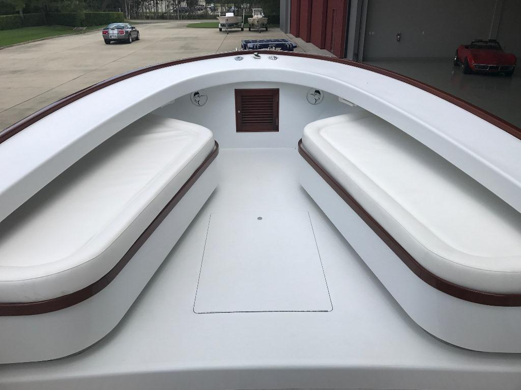 Forward Seating/Day Bunks-Removable