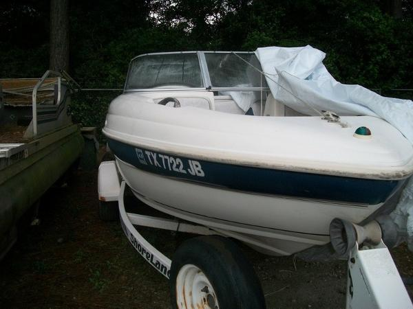1998 RINKER 182 for sale