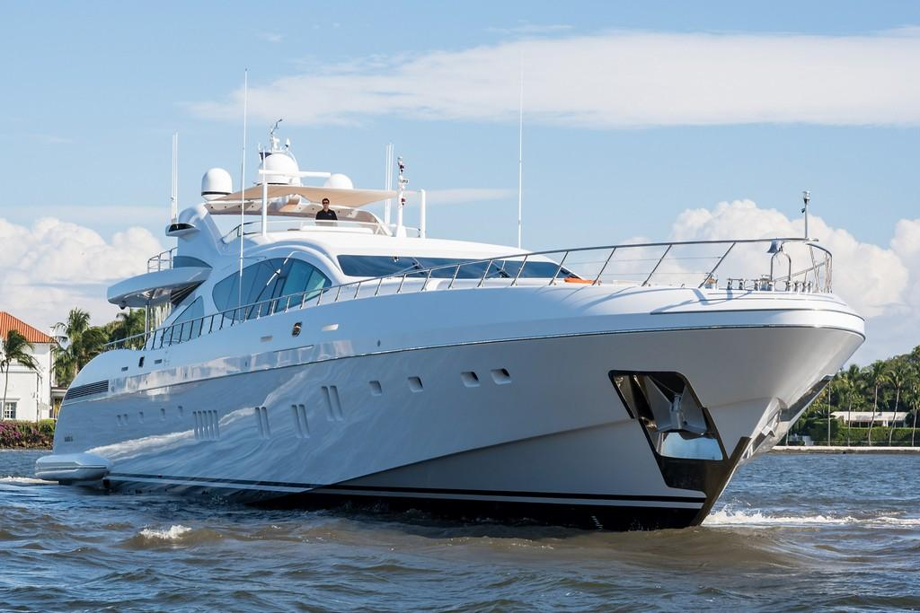 164 Mangusta Miss Moneypenny V 2012 Palm Beach Denison Yacht Sales
