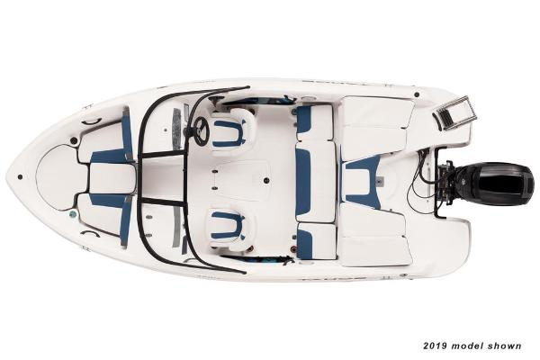 2020 Tahoe boat for sale, model of the boat is 450 TS & Image # 2 of 3