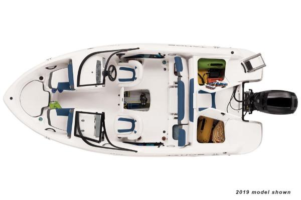 2020 Tahoe boat for sale, model of the boat is 450 TS & Image # 3 of 3