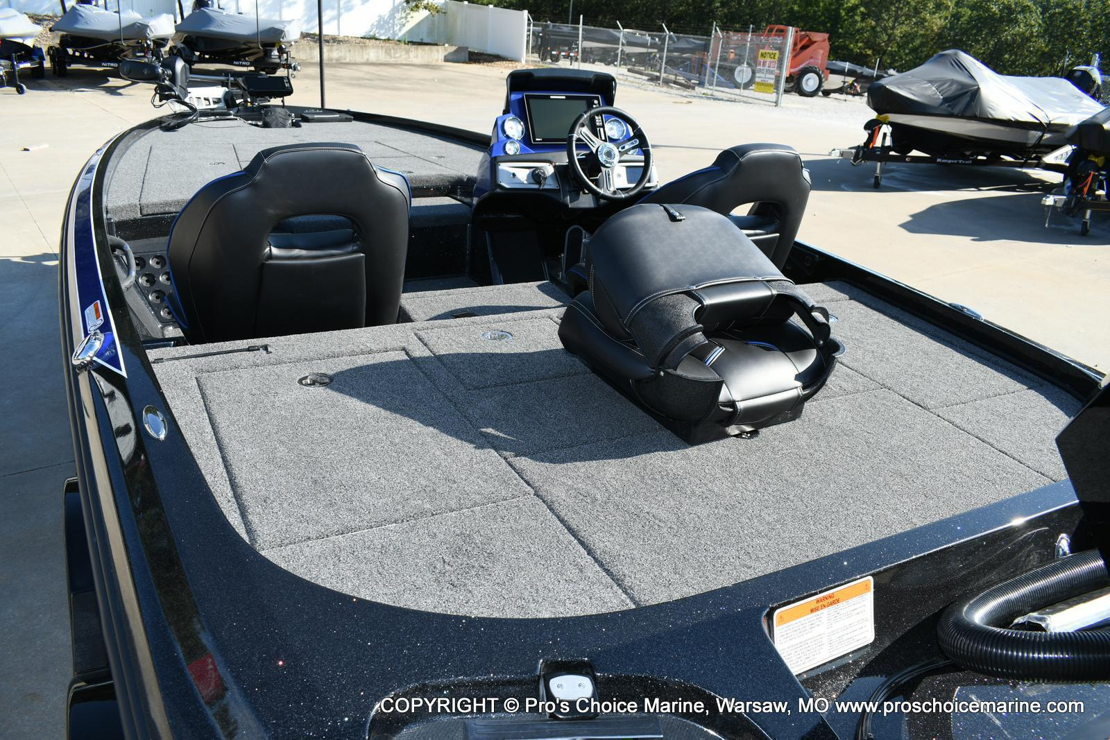 2020 Nitro boat for sale, model of the boat is Z21 Pro Package & Image # 16 of 50