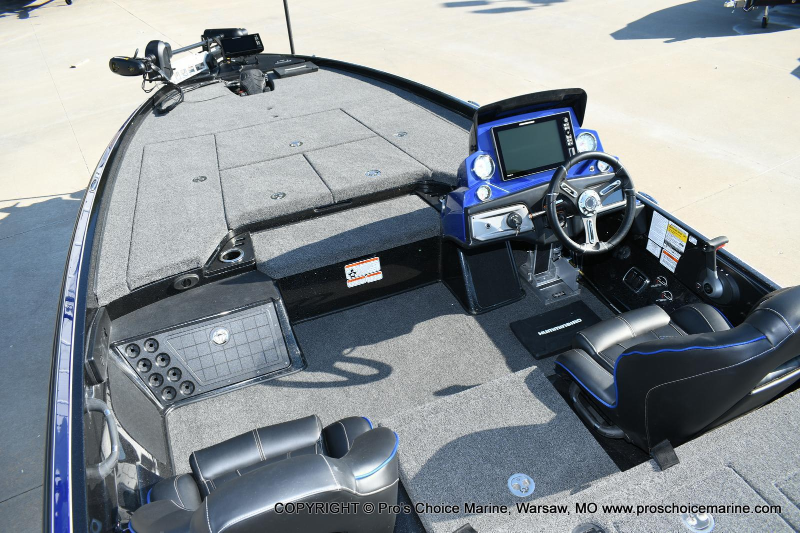 2020 Nitro boat for sale, model of the boat is Z21 Pro Package & Image # 17 of 50