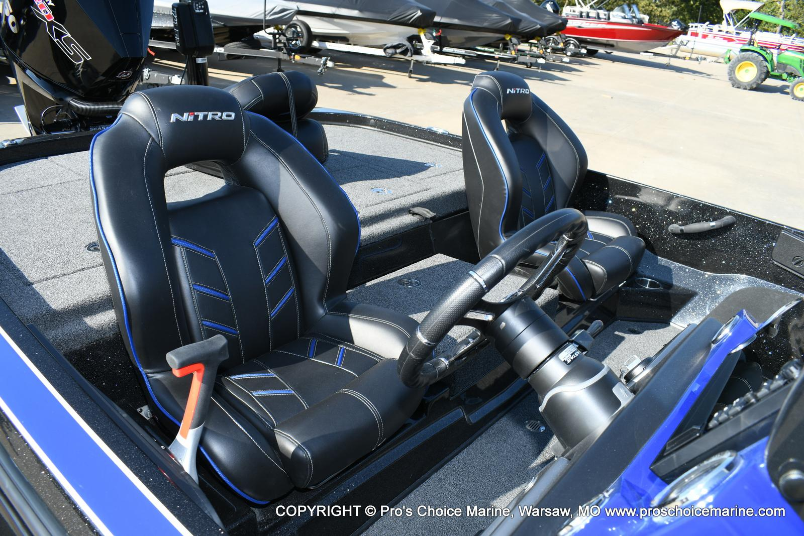 2020 Nitro boat for sale, model of the boat is Z21 Pro Package & Image # 24 of 50