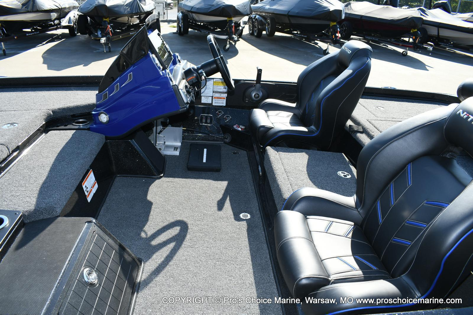 2020 Nitro boat for sale, model of the boat is Z21 Pro Package & Image # 26 of 50