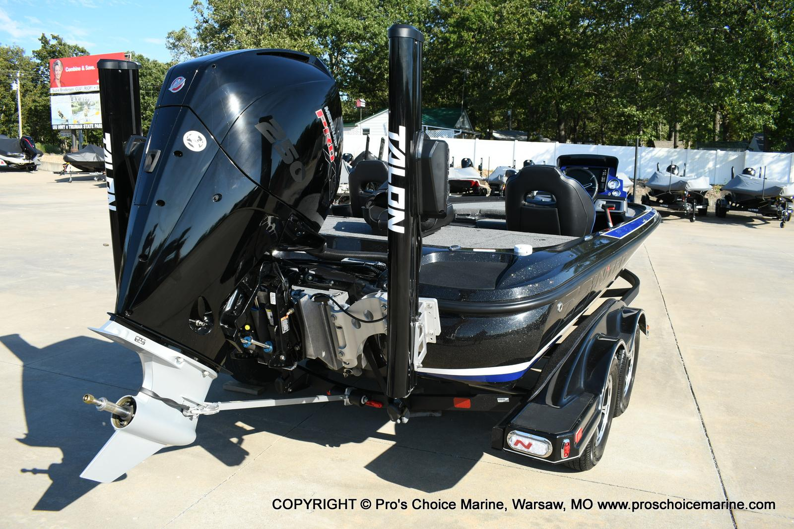 2020 Nitro boat for sale, model of the boat is Z21 Pro Package & Image # 3 of 50