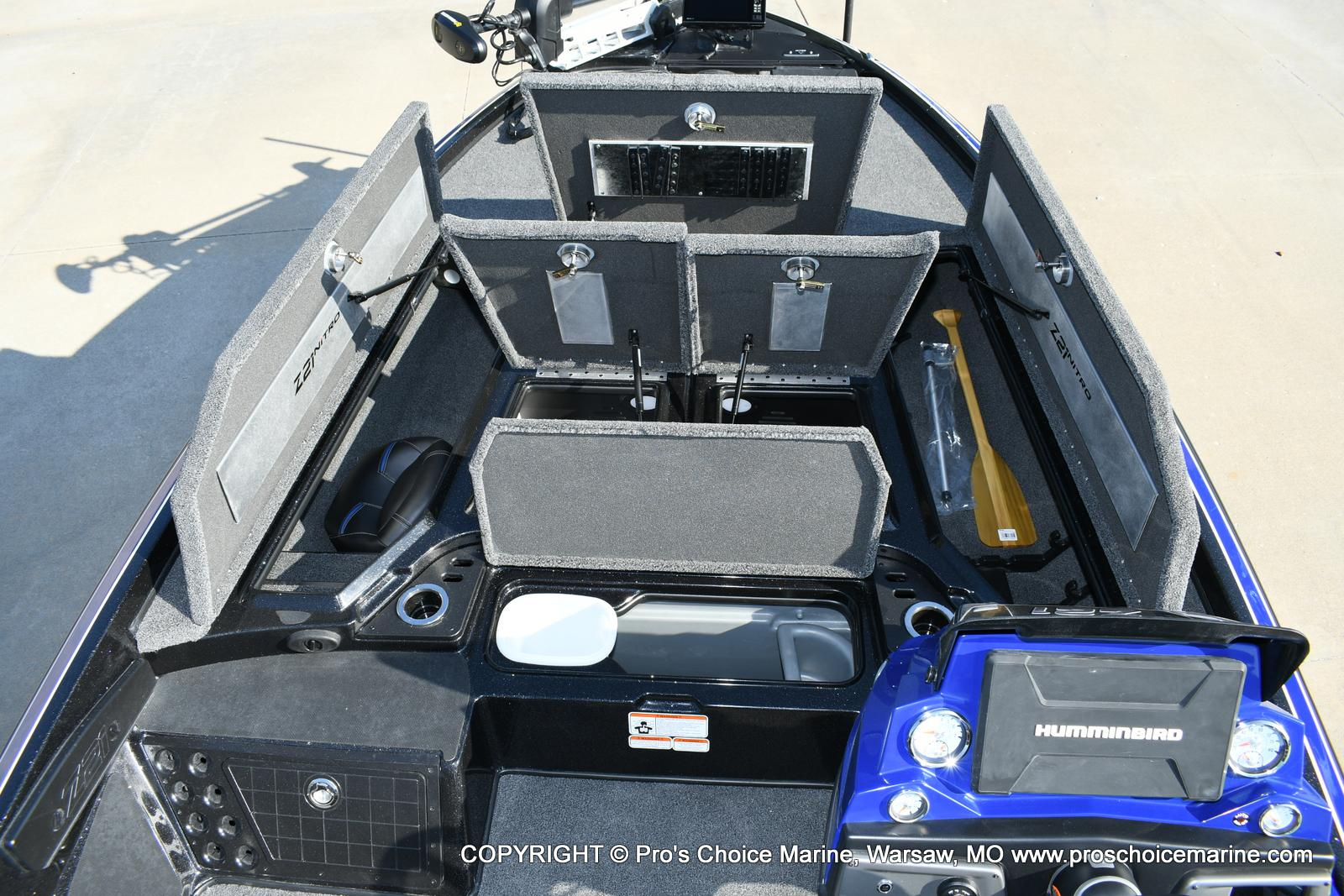 2020 Nitro boat for sale, model of the boat is Z21 Pro Package & Image # 30 of 50