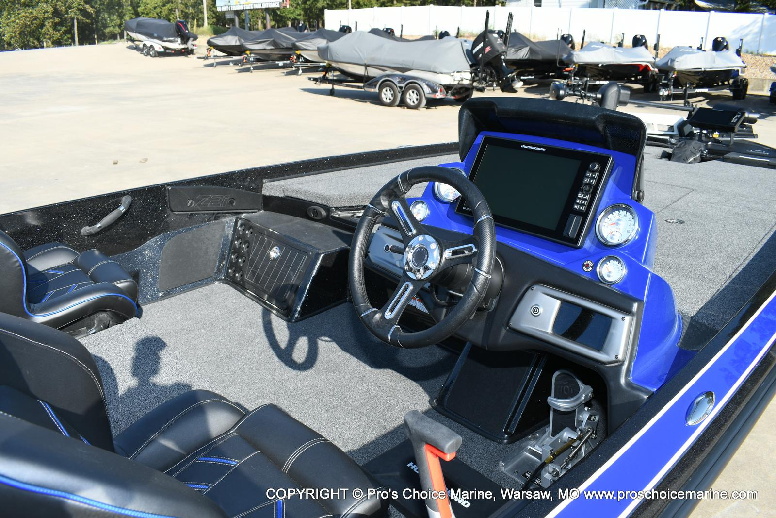 2020 Nitro boat for sale, model of the boat is Z21 Pro Package & Image # 41 of 50