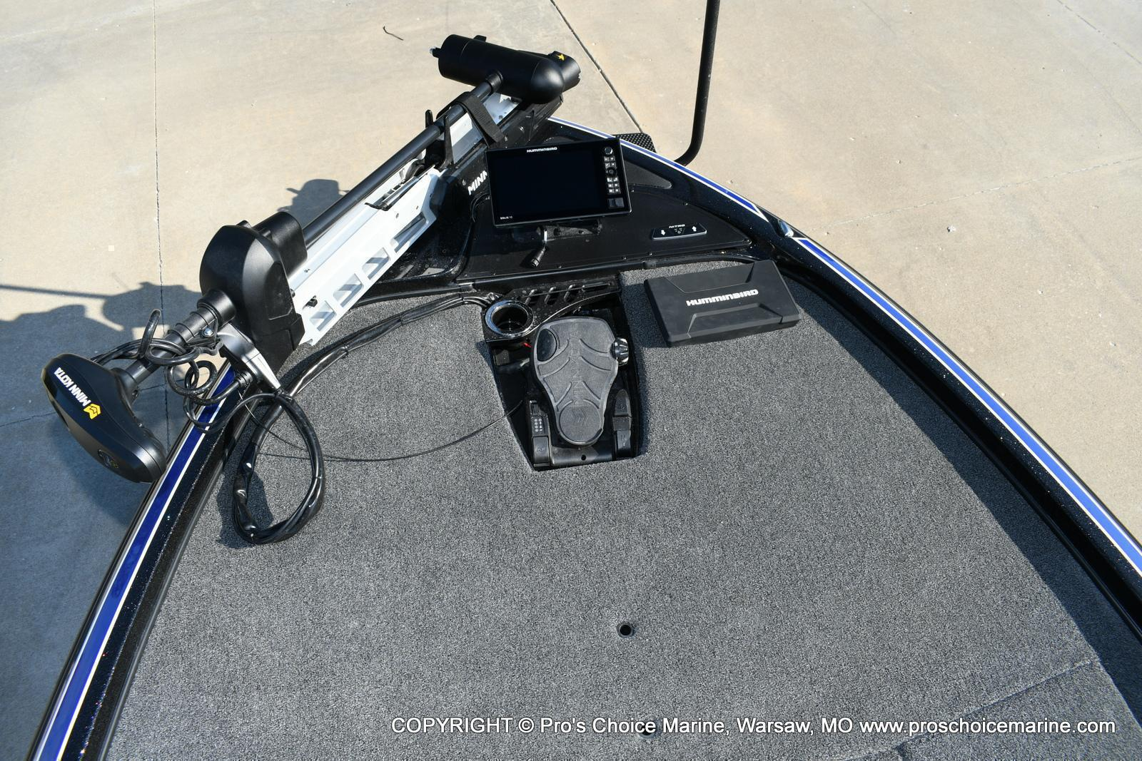 2020 Nitro boat for sale, model of the boat is Z21 Pro Package & Image # 44 of 50